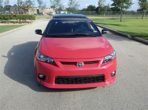 Purchase Used 2013 Scion Tc. Trd Release Series 8.0. Trd