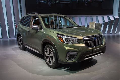 subaru forester horizon blue subaru cars review release
