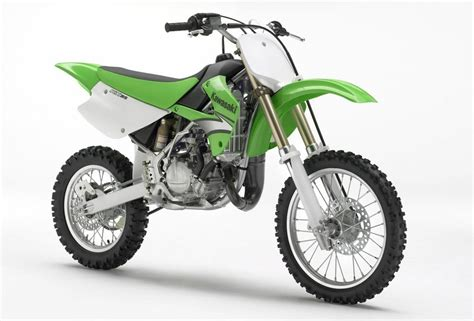2007 Kawasaki Kx85  Top Speed