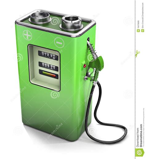 Eco Fuel by Eco Fuel Royalty Free Stock Photo Image 18478085