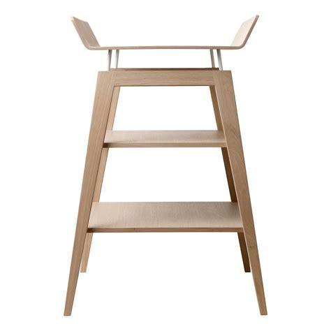 Table à Langer Et Matelas Linéa Chêne Leander Design Bébé