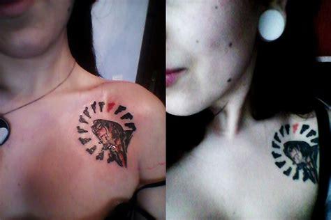 gerard  tattoo  mysicknessromance  deviantart