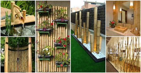 bamboo tree decor ideas fantastic viewpoint