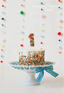 Baby Boy 1st Birthday Smash Cake