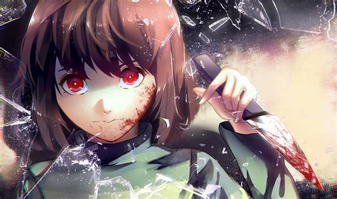 Undertale Anime Wallpaper - let s kill everyone wallpaper and background image