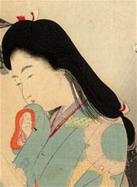 ancient  medieval japanese womens hairstyles
