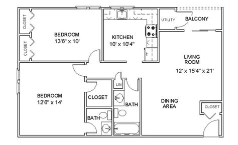 Home Design 900 Square Feet : 900 Square Feet House Plans