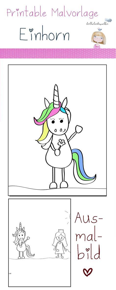 einhorn kostüm für kinder die besten 25 ausmalbilder einhorn ideen auf