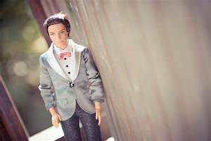 Barbie & Ken Finally Get Married · Rock n Roll Bride