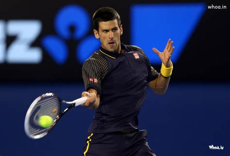 novak djokovic slow motion forehand