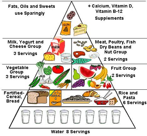 Tips Untuk Wanita Hamil Muda Crcs Get Healthy Get Fit Food Pyramid