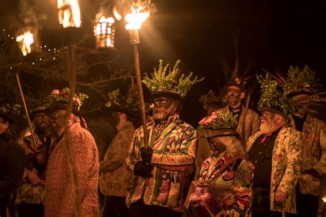 twelfth night traditions leominster morris dancers