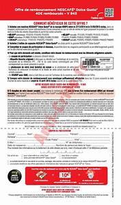 Offre De Remboursement : offre de remboursement odr 40 sur machine caf ~ Carolinahurricanesstore.com Idées de Décoration