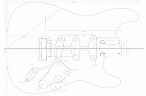 Stratocaster routing template 28 images trem king for Stratocaster routing template