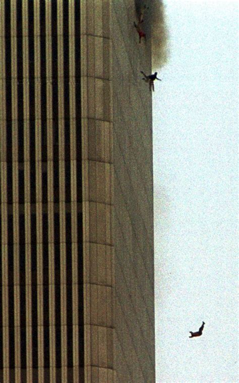 Iconic Images From 911 World Trade Center Attack Mirror