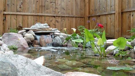 Tips For Decorating Bedroom, Pond Small Patio Ideas Small