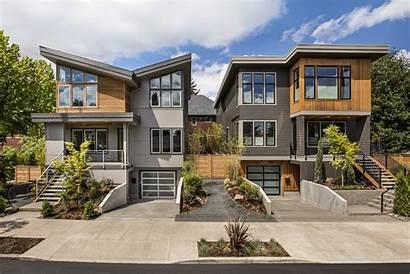 Homes Building Everett Builder Custom Builders Modern