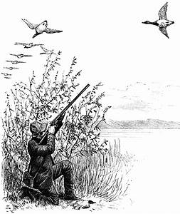 Geese Hunting | ClipArt ETC