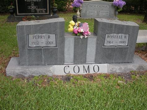 perry como burial site 339 best famous headstones images on pinterest
