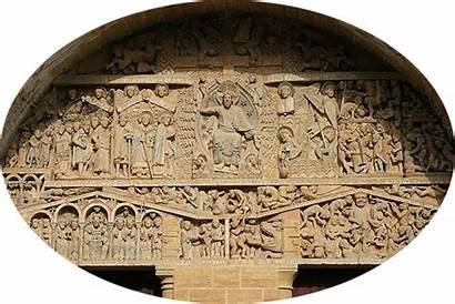 Moyen Age Sculpture Roman Gothique Sculptures Education