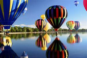 Hot, Air, Balloons, River, Colorful, Wallpapers, Hd, Desktop, And, Mobile, Backgrounds