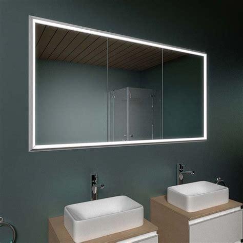 spiegelschrank mit schiebetür hamburg 1 spiegelschrank mit leuchtrahmen