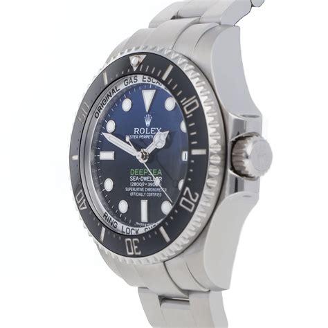 Casual Men Rolex Deepsea Sea-dweller 116660 Case 44mm ...
