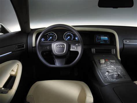 2003 Audi Nuvolari Quattro Concept Dashboard 1600x1200