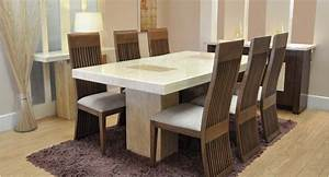 Simple Living: Dining Table And Chairs