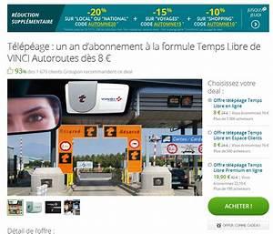 Espace Abonné Vinci : vinci espace client telepeage cofanetto regalo adrenalina ~ Medecine-chirurgie-esthetiques.com Avis de Voitures