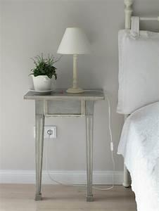 Table De Chevet Suspendue : table de chevet unique pour d corer votre chambre ~ Teatrodelosmanantiales.com Idées de Décoration