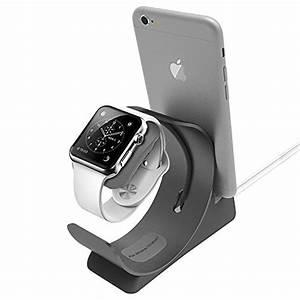 Ladestation Iphone 5s : 2 in 1 apple watch halterung apple watch und iphone ~ Sanjose-hotels-ca.com Haus und Dekorationen