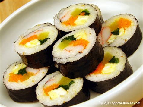 kimbap recipe 3 kimbap korean food 101