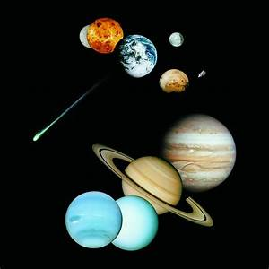 Space - The Nine Planets Solar System And Comets - iPad ...