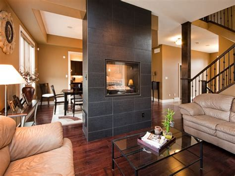 Marquis Fireplace by 2 Sided Fireplace Marquis Developments
