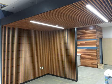 wood grille acoustics northwest