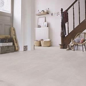 Dalle Pvc Clipsable Castorama : dalle pvc parquet blanc 5 mm venezia starfloor click ~ Dailycaller-alerts.com Idées de Décoration