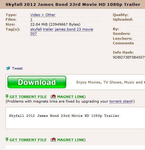 Get This Torrent Viafile