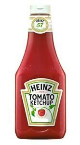 HEINZ TOMATO KETCHUP 1170ml / 1,35kg - Tomaten - Grill ...