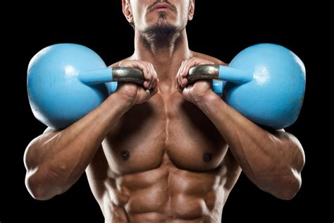 kettlebell workout fitness workouts abs exercise shred program fat week minute strength finding training mensfitness tips mens routines belly regimen