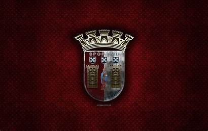 Braga Sc Football Metal Wallpapers Texture Portugal