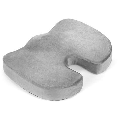 memory foam chair cushion mat universal car seat for back