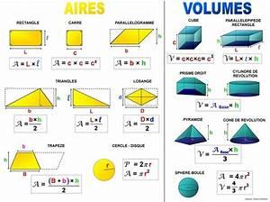 Calcul Volume Litre : volume et l 39 aire de quelques figures et solides eva ~ Melissatoandfro.com Idées de Décoration