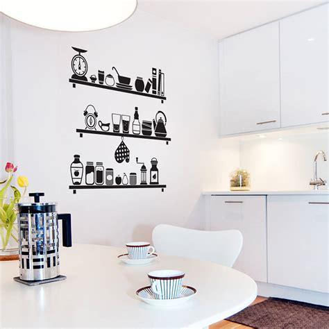 wall decals kitchen house furniture