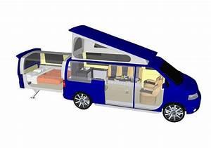 VW Transporter T5 Doubleback - sposób na wakacje [wideo