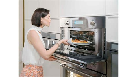 thermador pow  professional series single built  oven castle kitchens