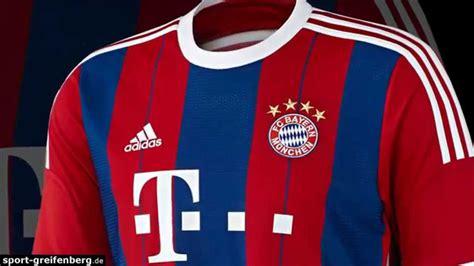 Trikot Fc Bayern 2014 2407 by Fc Bayern Trikot 2014 2015 Home
