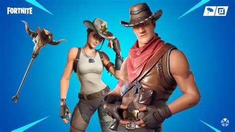 fortnite shop update  skins     cowboy