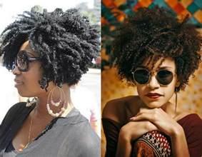 2017 Short Natural Black Hairstyles