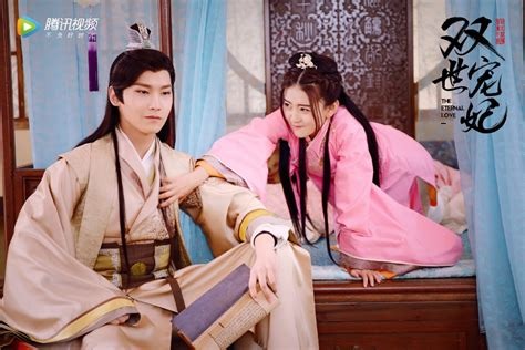 Review C-Drama : The Eternal Love (Shuang Shi Chong Fei)